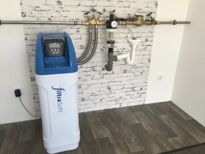 Wasserenthärtungsanlage
